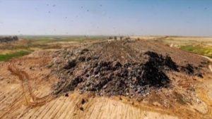 Landfill Image - Food Wastage